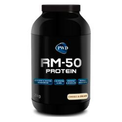 RM-50 PROTEIN COOKIES & CREAM (2kg)
