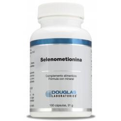 Selenometionina 200mg (100caps)