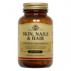 Skin, Nails & Hair - Pelo, piel y uñas (60comp)