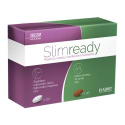 SLIMREADY (20comp. blanco + 40comp. marrón)