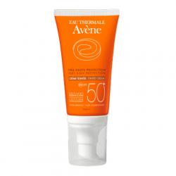 Solar SPF50+ Crema con Color (50ml)