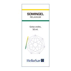 SOMINGEL RELAXIUM Gotas (50ml)