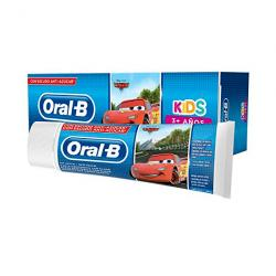 Dentífrico Infantil Cars Kids +3 AÑOS (75ml)