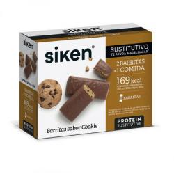 SUSTITUTIVO BARRITAS SABOR COOKIE 8 UDS