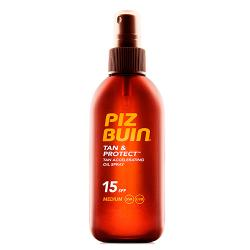 TAN & PROTECT ACEITE SPRAY SPF15 (150ML)