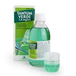 TANTUM VERDE 1,5mg/ml ENJUAGUE BUCAL (240ml)