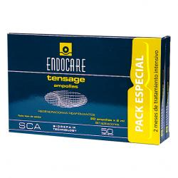 Tensage Pack (20 ampollas x 2 UNIDADES)