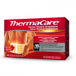 ThermaCare® PARCHES ZONA LUMBAR Y CADERA  (4 PARCHES)