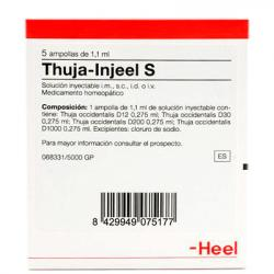 Thuja-Injeel S (1,1ml)