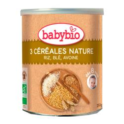 TRES CEREALES NATURE (250g)