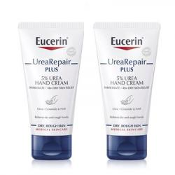 UreaRepair PLUS Crema Manos 5% Urea (2 UNIDADES x75ml)