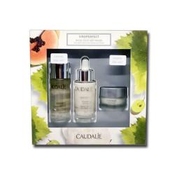 Vinoperfect Serum (30ml) + Crema Noche Glicólica (15ML)+ Esencia Luminosidad (50ml)