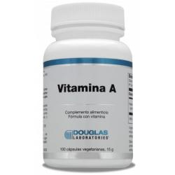 Vitamina A 4000 UI (100comp)
