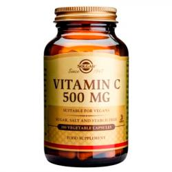Vitamina C 500mg (100 caps)