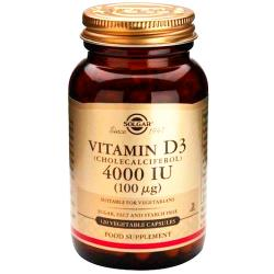 Vitamina D3 4000UI (120caps)