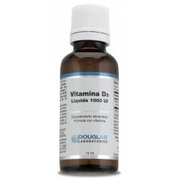 Vitamina D3 Líquida 1000 UI (15ml)