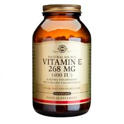 Vitamina E 400UI 268mg (caps.blandas)