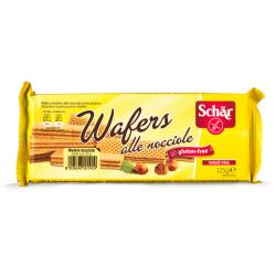 Wafers de Avellanas (125g)