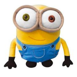 Warmies Térmicos 100% Naturales Minion Bob