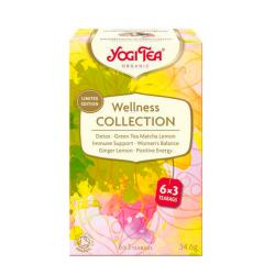 WELLNESS COLLECTION (18 Bolsas)