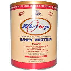 Whey To Go Chocolate (1.162g)