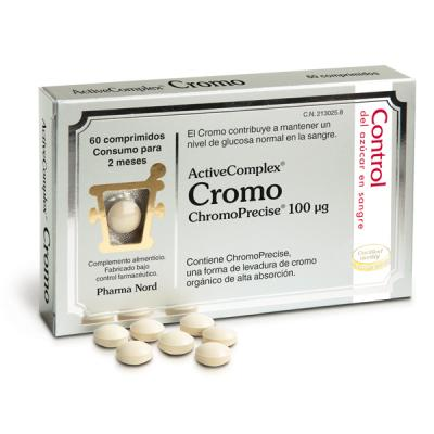 ActiveComplex Cromo-CrhomoPrecise 100mg  (60comp)