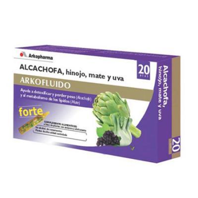 dieta alcachofa arko precios