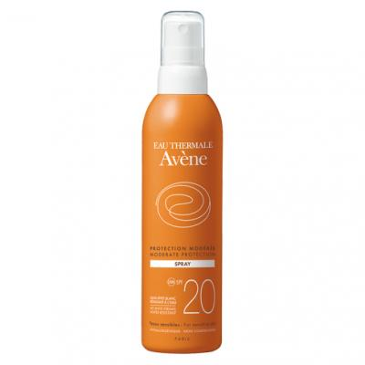Solar SPF20 Spray (200ml)