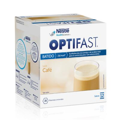 perdida de peso con optifast