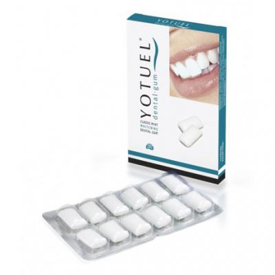 Chicle Dental Clásico Blanqueador (12uds)