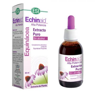 Echinaid Extracto Líquido SIN Alcohol (50ml)