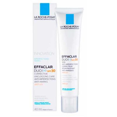 EFFACLAR DUO [+]  FPS30 (40ml)