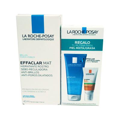 Effaclar Mat Anti-Brillos (40ml)