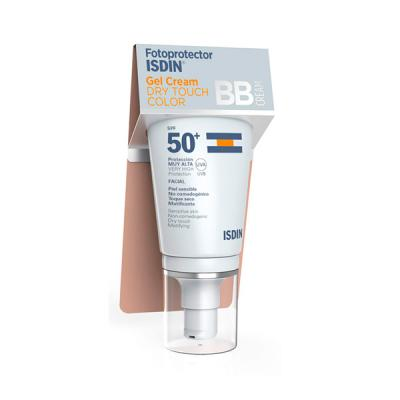 Fotoprotector Gel Crema Dry Touch Color SPF50+ (50ml)