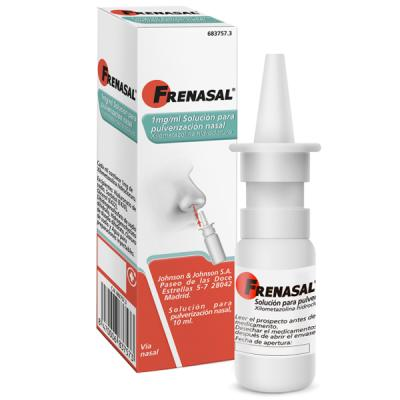 FRENASAL 1mg/ml (Pulverizador de 10ml)