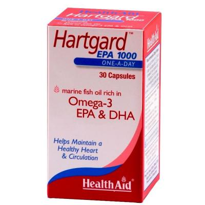 Hartgard 1000mg - OMEGA-3, EPA, DHA (30caps)