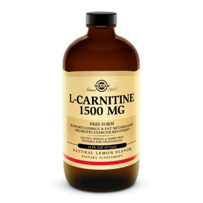 L-Carnitina Líquida 1500mg (473ml)