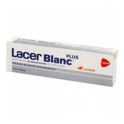 Lacer Blanc Pasta Dental Blanqueadora Citrus (125ml)
