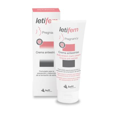 LetiFem Pregnancy Antiestrías (200ml)