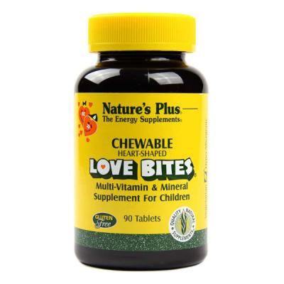 Love Bites Masticable - Multivitamínico (90comp)