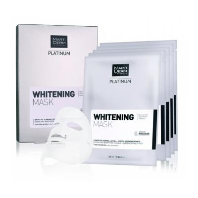 MASK WHITENING (25ml x 5 UNIDADES)