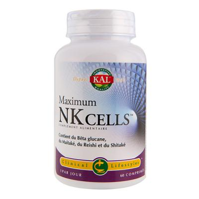 Maximum NK Cells (60caps)