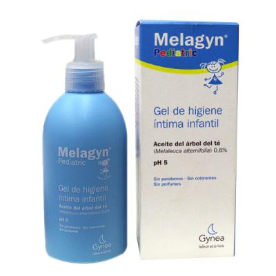 Melagyn Pediatric Gel Higiene Intima (200ml)