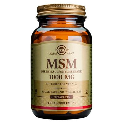 MSM 1000mg (60comp)