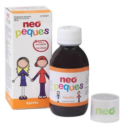 NEOVITAL HEALTH NEOPEQUES Apetito - Abre Apetito Niños