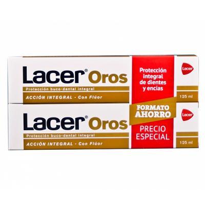 Lacer oros pasta dentifrica precio