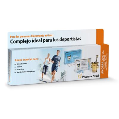 "Pack ""Complejo Ideal Deportistas "" Articuflex (60comp)+ Magnesio (60comp)"