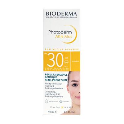 Photoderm AKN Mat SPF30 Fluido Matificante (40ml)