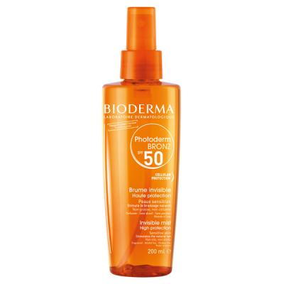 Photoderm Bronz Huile Solar Invisible SPF50 (200ml)