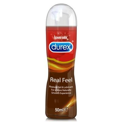 Play Real Feel Lubricante VAGINAL (50ml)